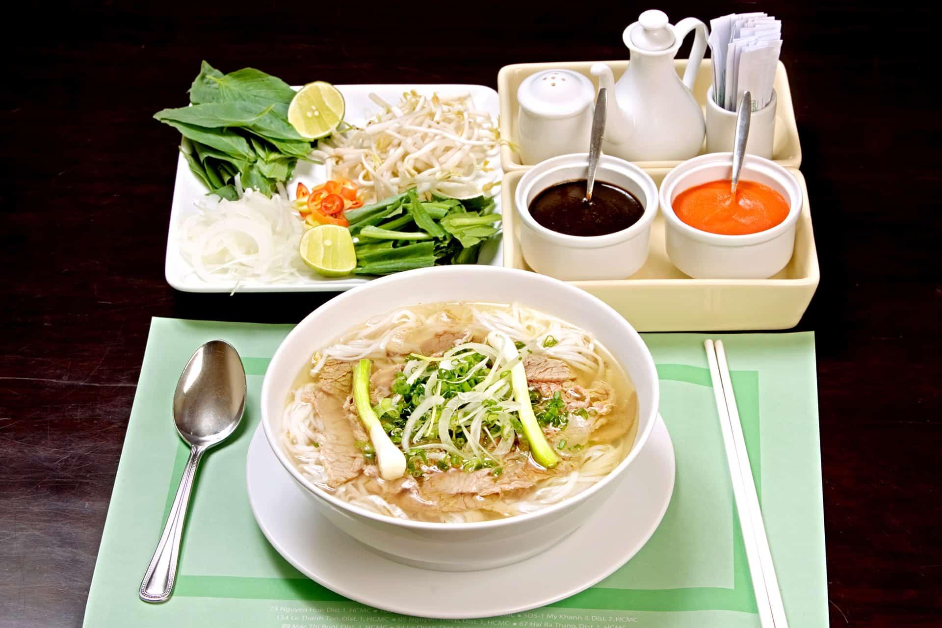 Pho - Rice Noodle Soup
