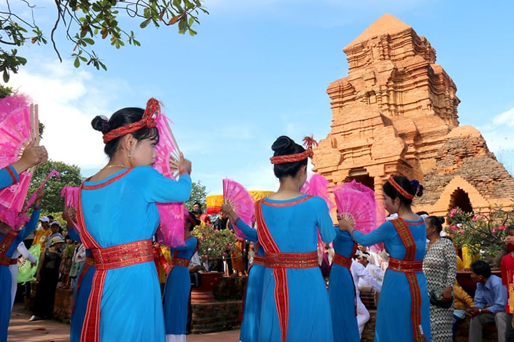 Po Nagar Festival in the Life of Cham People