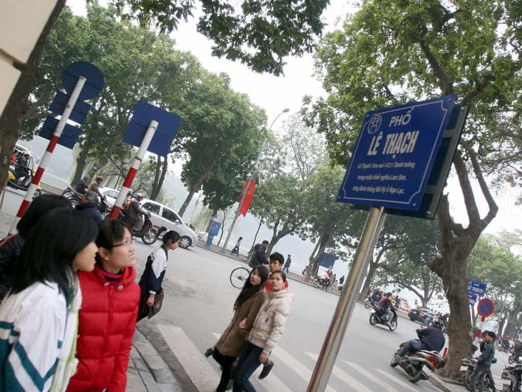 How to read Vietnam address