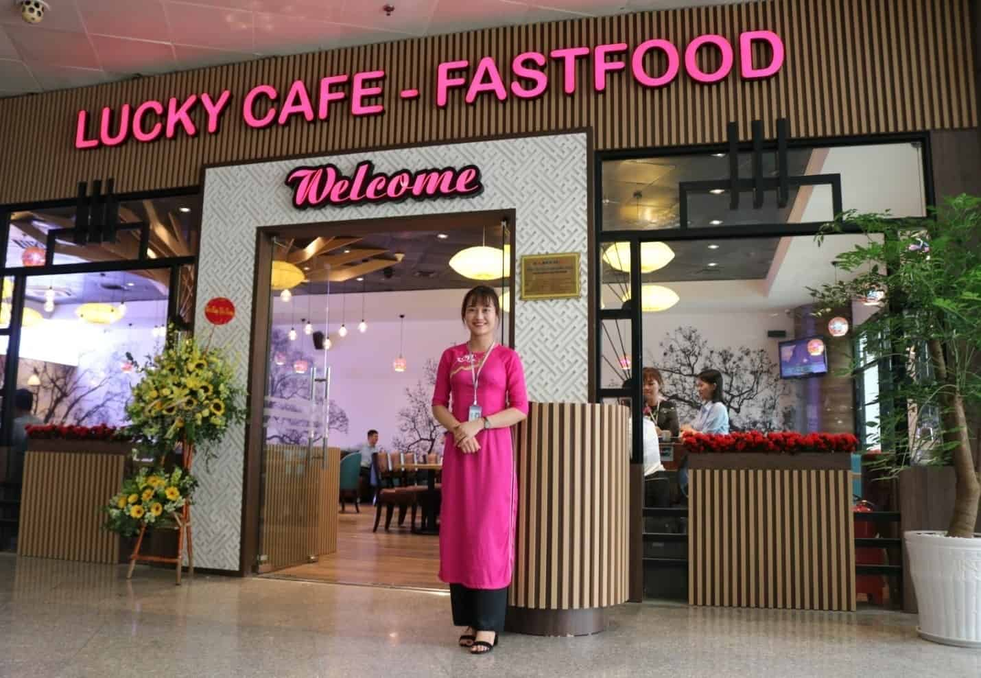 Lucky Cafe & Fastfood
