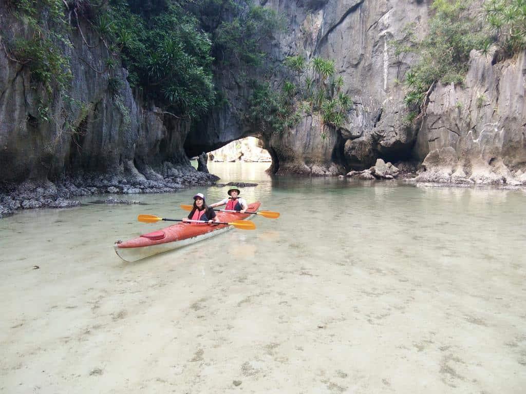 Cat Ba Kayaking Best Time