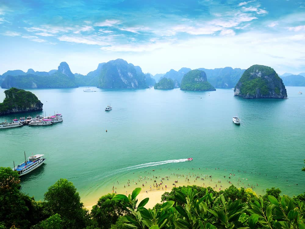 An Overview of Halong Bay Complex