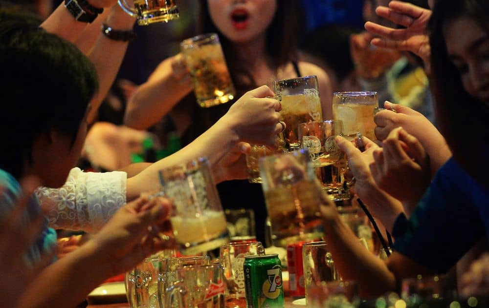 Drink Responsibly when traveling solo in Vietnam