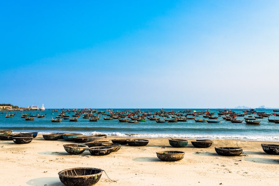 Dry season in Danang - best time to visit Danang