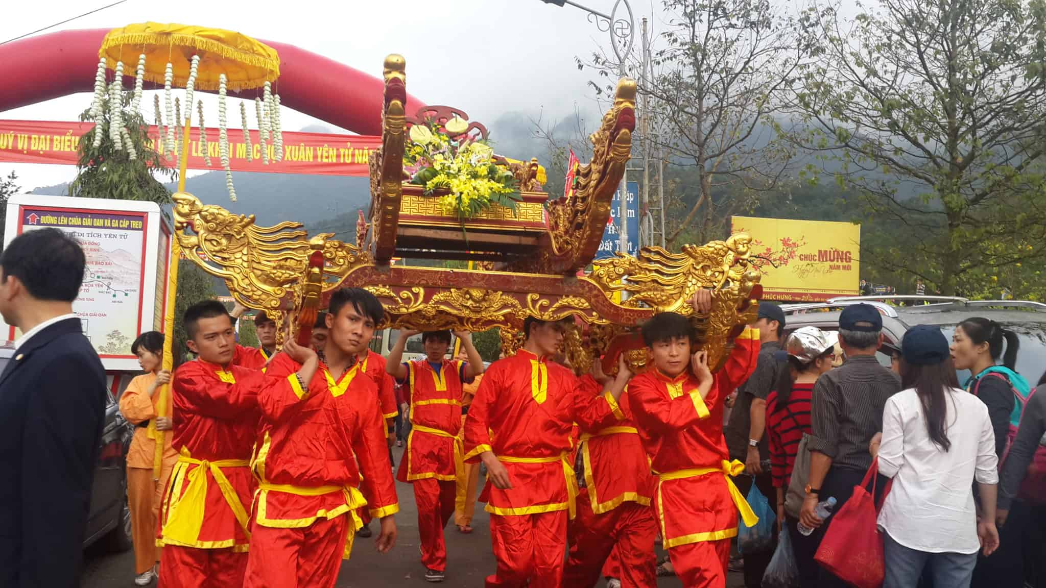 Events in Halong Bay in February