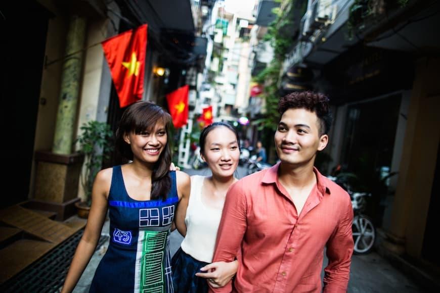 Female Safety in Vietnam