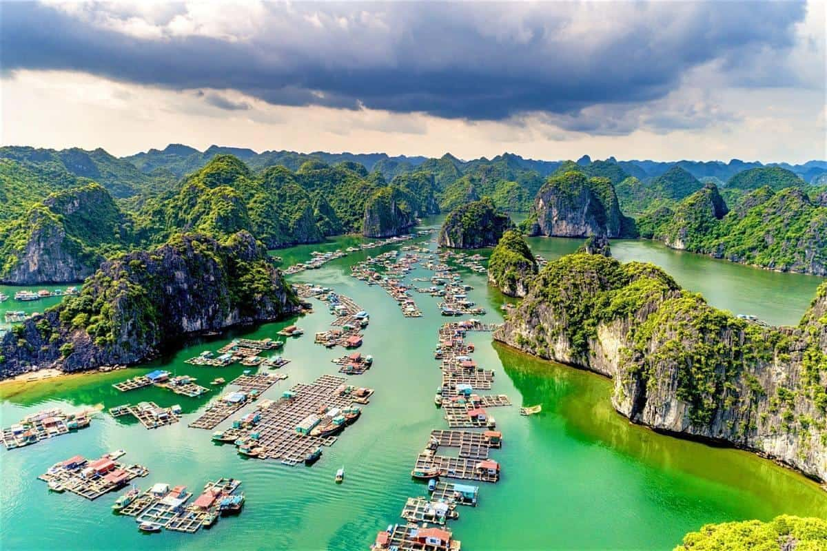 Halong Bay Weather in February