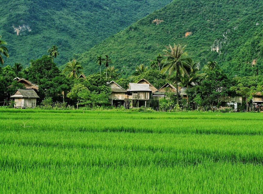 Highlights of Mai Chau valley