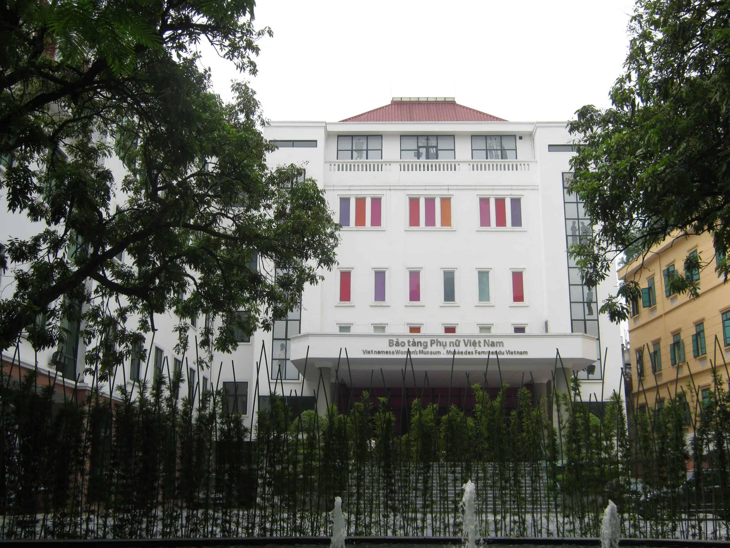 History of Vietnamese women's museum