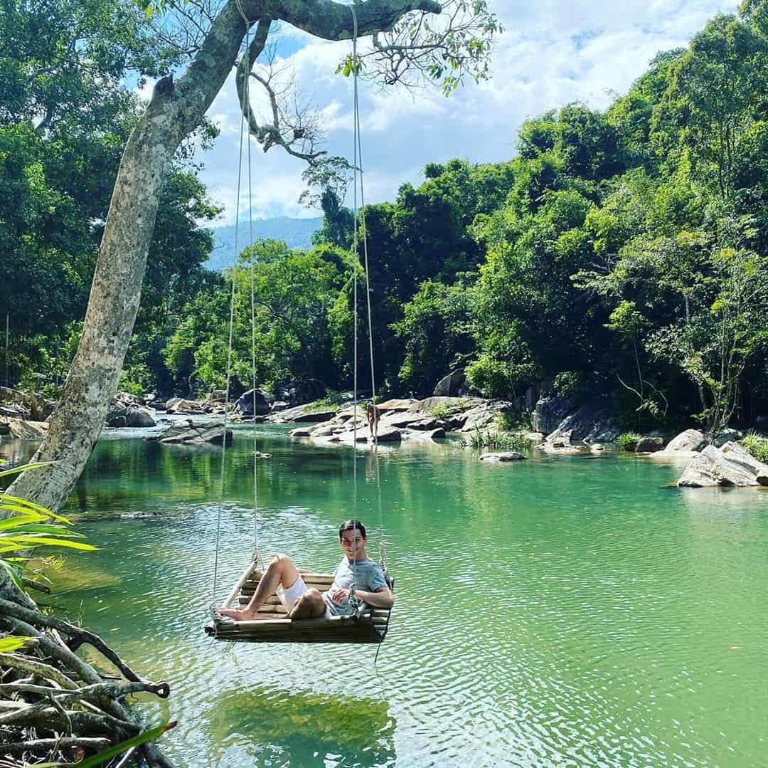Tips on visiting Ba Ho waterfalls