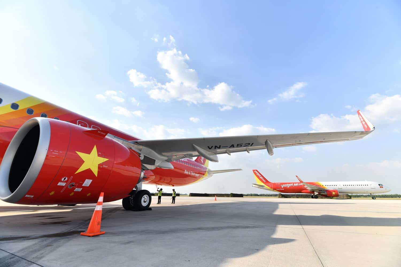 Vietjet Air - the popular airlines in Vietnam