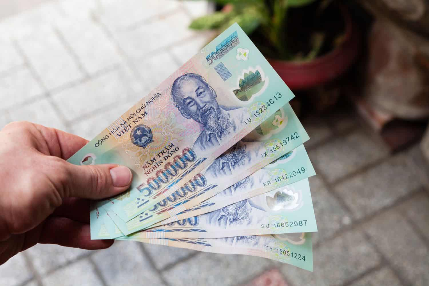 What is the currency of Vietnam