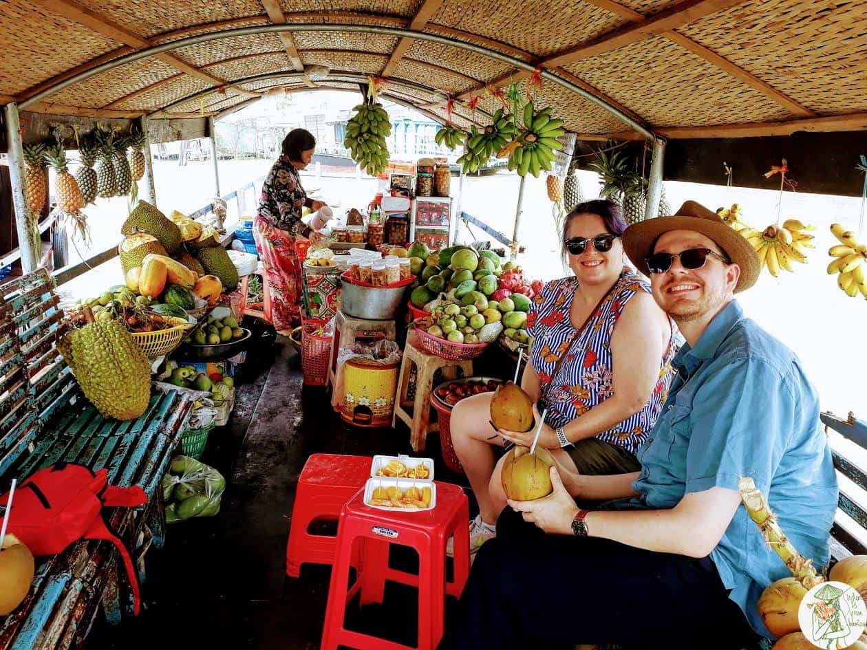 What to see and do at Cai Be Floating market