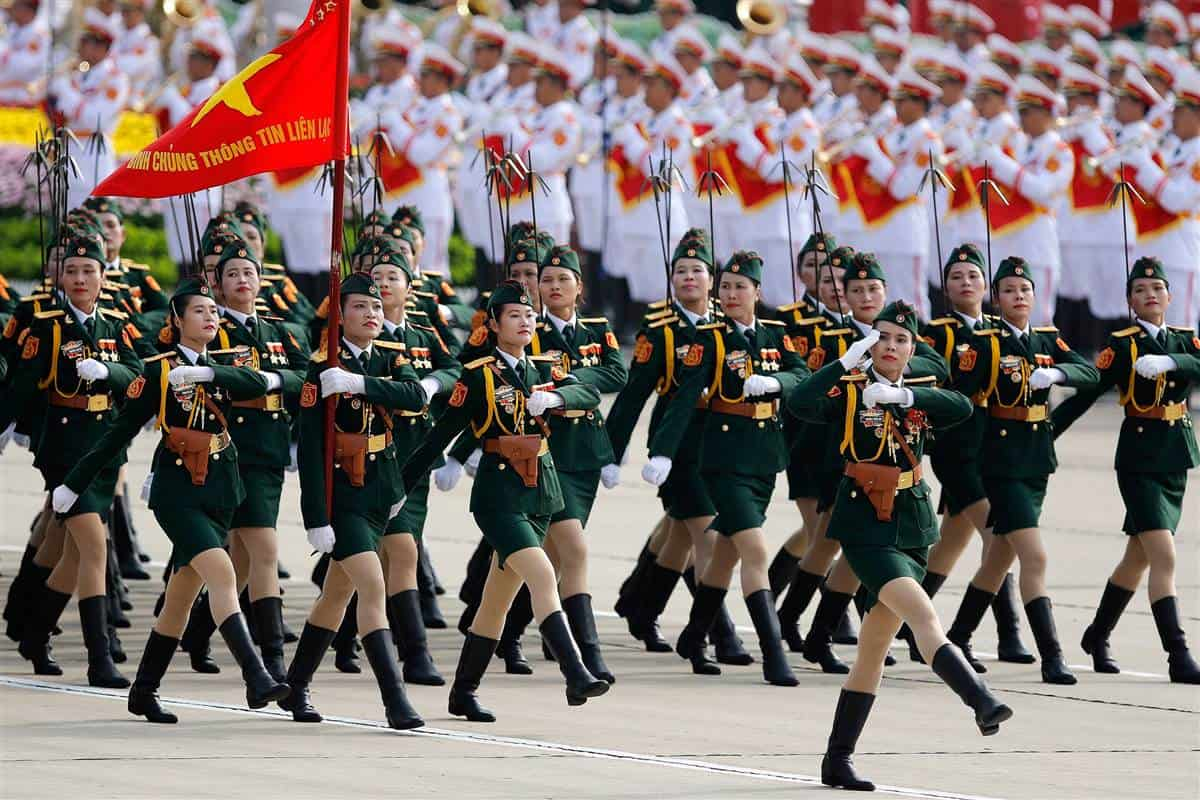 Events and festivals in Vietnam in September