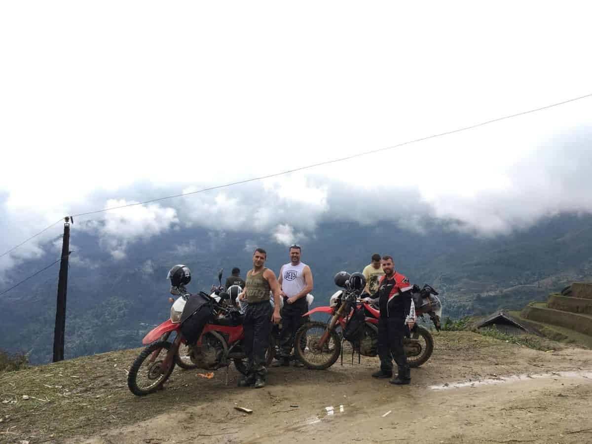 Hop on a motorcycle tour