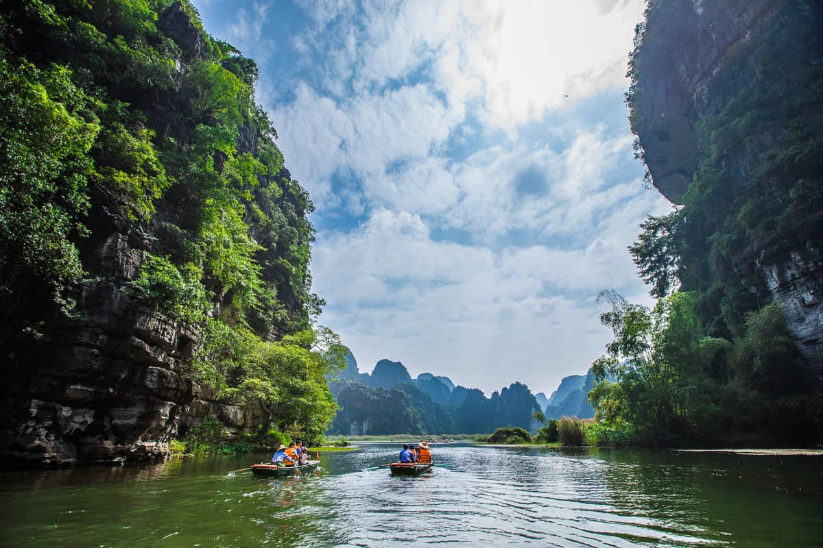 Itinerary for a 12 day trip in Vietnam in September