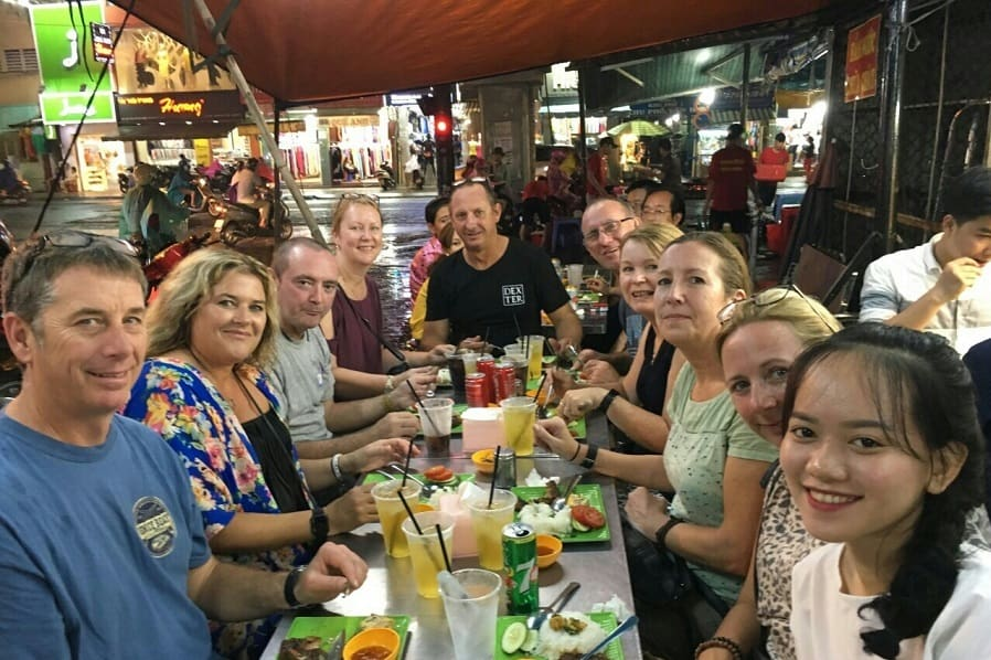 Premiere Street Food Tour in Ho Chi Minh City