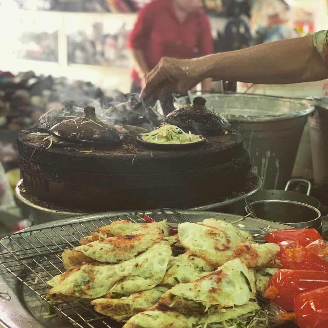 Ham Tien market - shopping in Mui Ne
