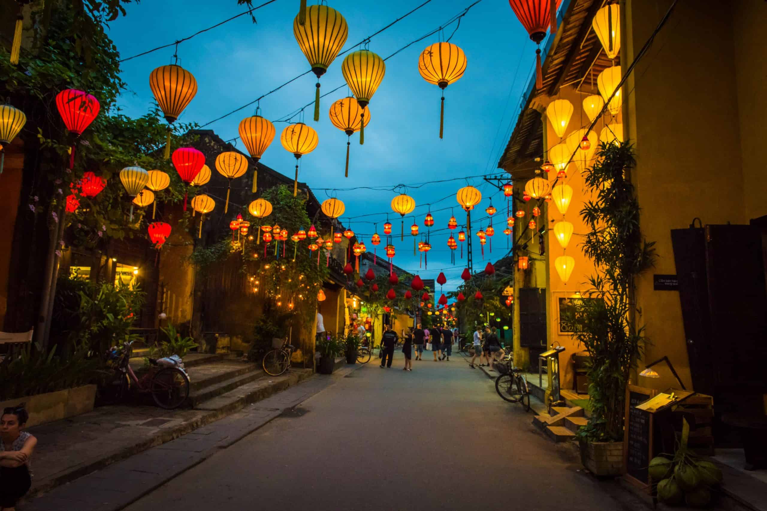 Highlights of Hoi An Lantern Festival