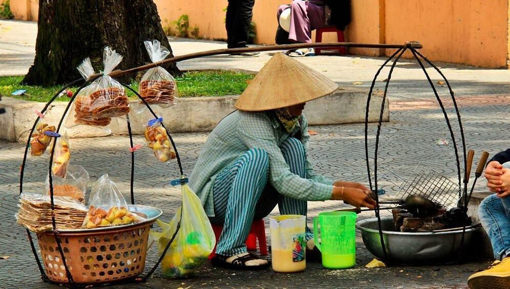 Small-group Half-day Ho Chi Minh Tour