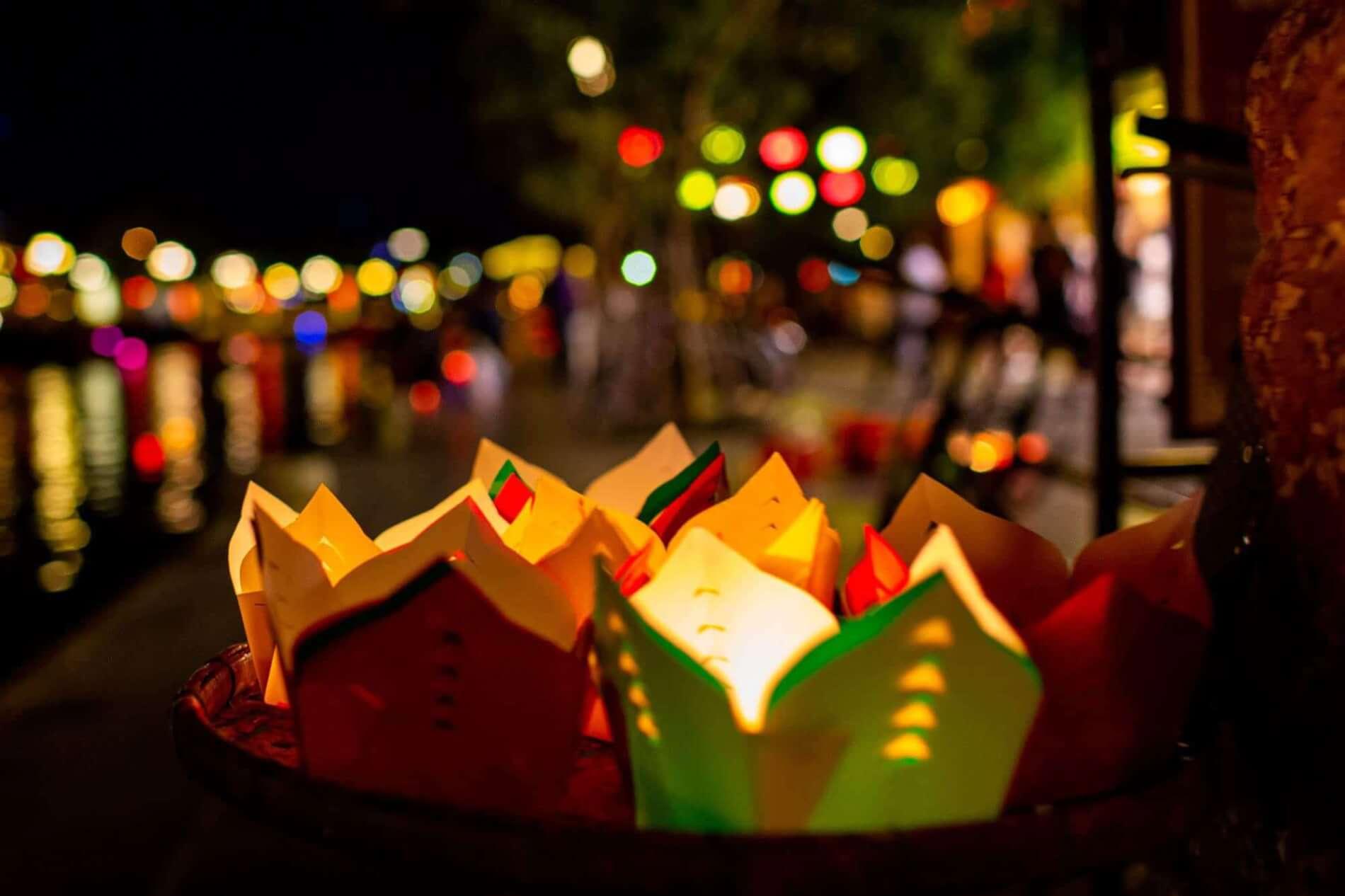 History of Hoi An Lantern festival