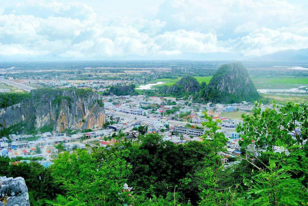 Ngu Hanh Son Mountain - mountains in Vietnam