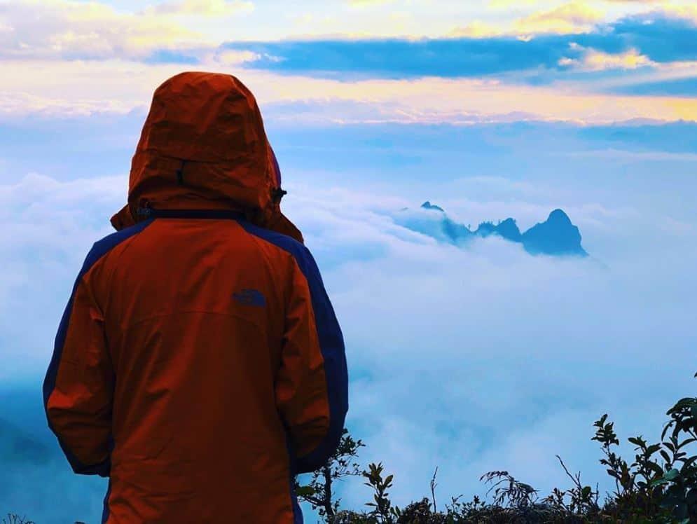 Pu Ta Leng Mountain