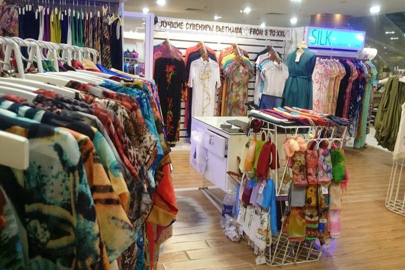 Saga Du Mekong - shopping in Mui Ne