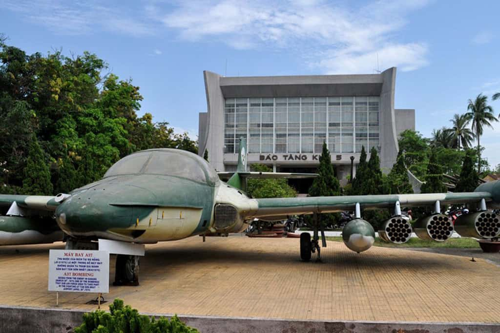 What to see at Ho Chi Minh museum in Da nang