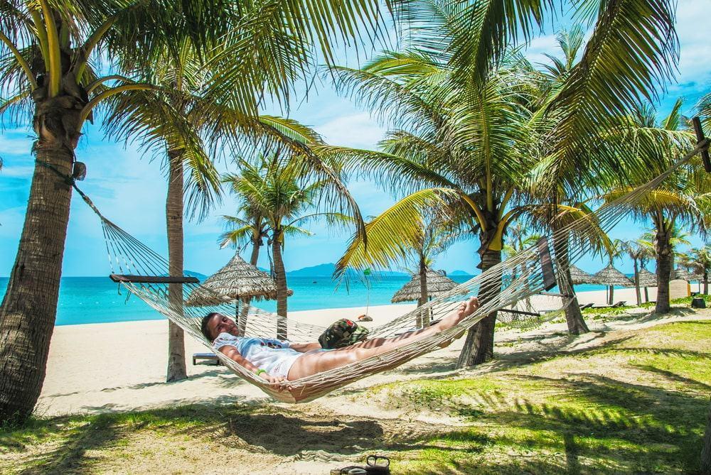 Relax at An Bang beach in Hoi An