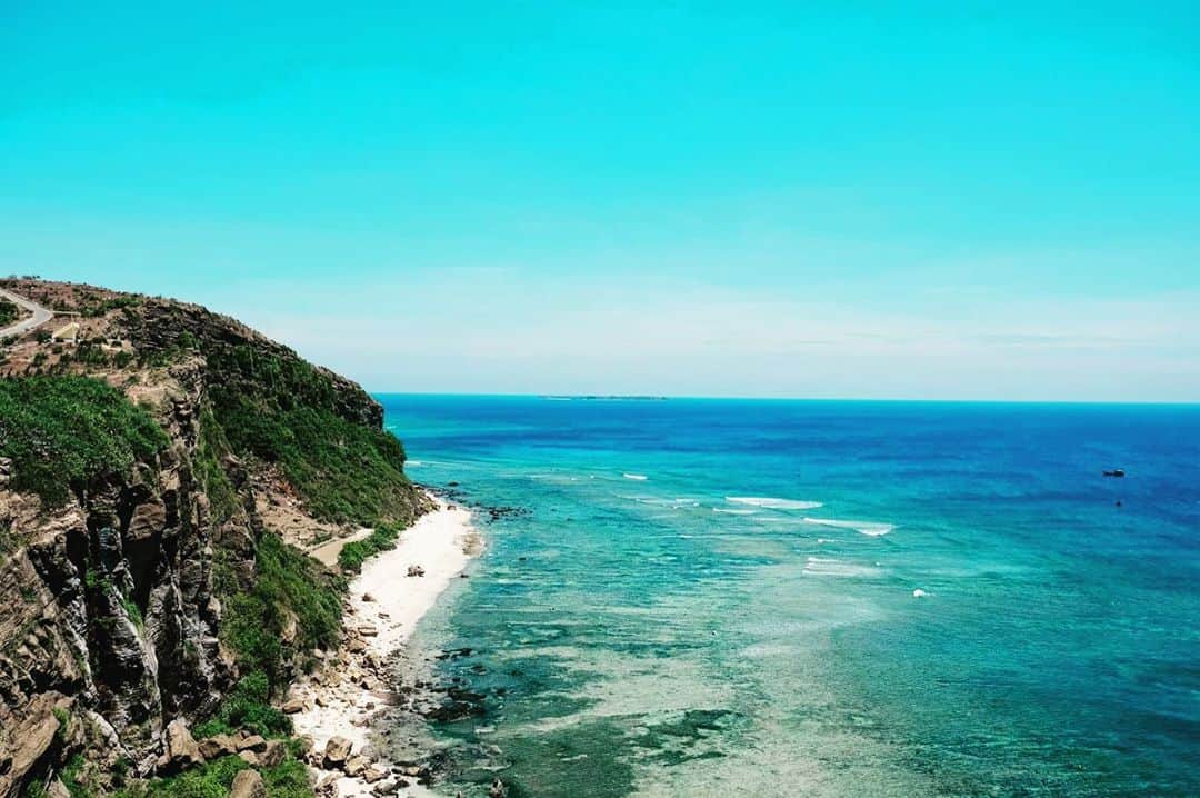 What to see in Ly Son island