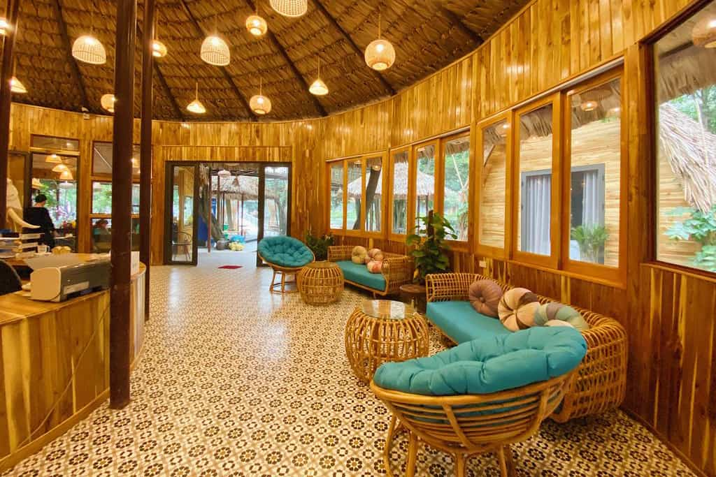 Where to stay in Mua cave - Mua cave ecoledge