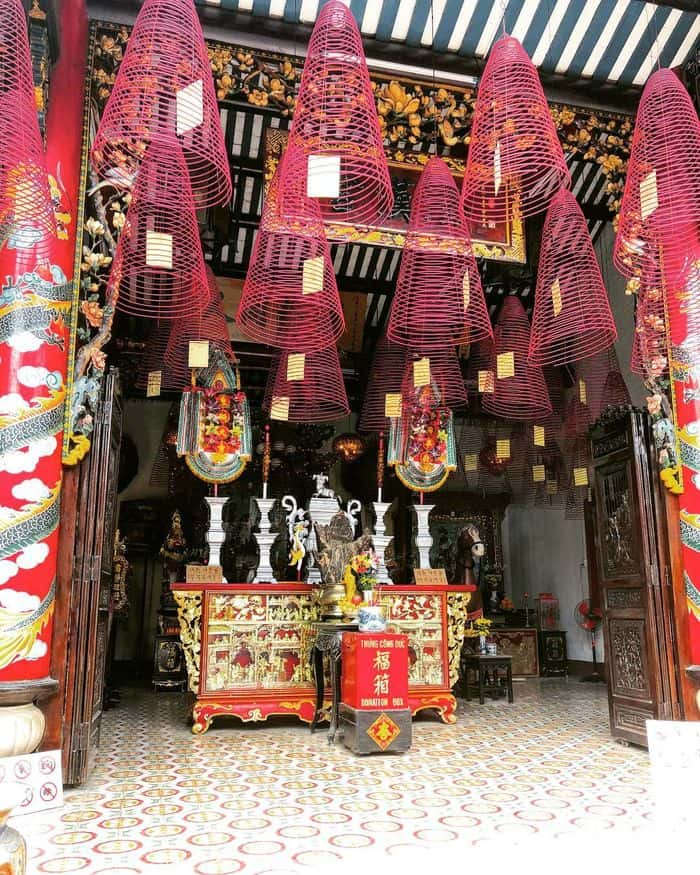 Assembly Hall of the Cantonese Chinese Congregation Hoi An