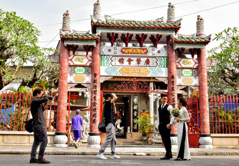 Assembly Hall of the Cantonese Chinese Congregation Visit