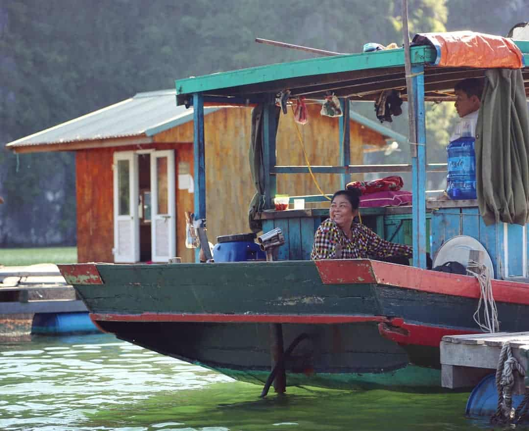 Best time to visit Vung Vieng fishing village