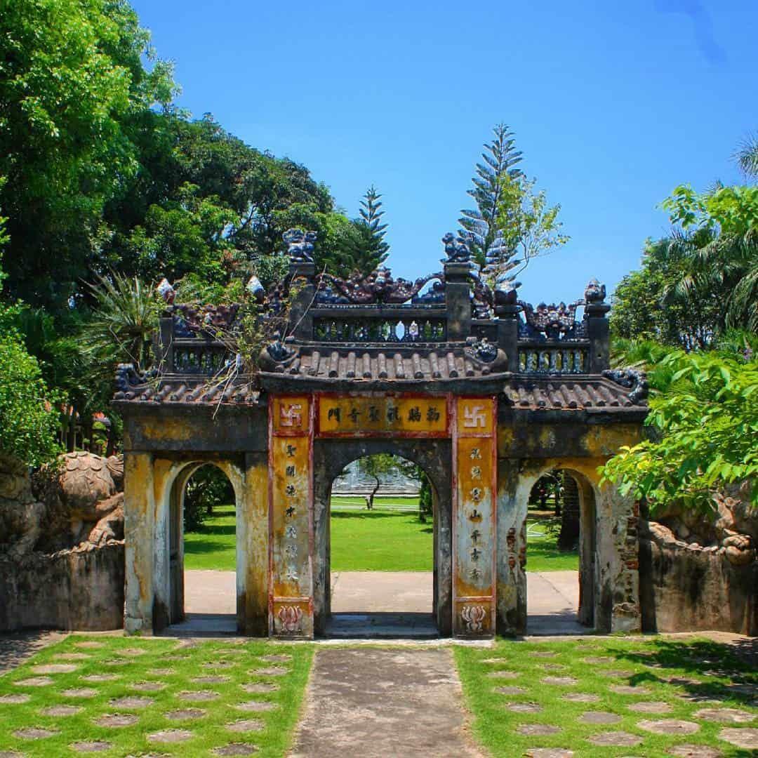 Highlights of Chuc Thanh pagoda