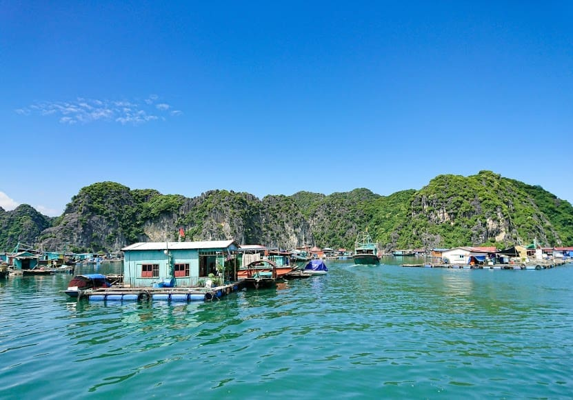 Highlights of Cua Van Floating Village