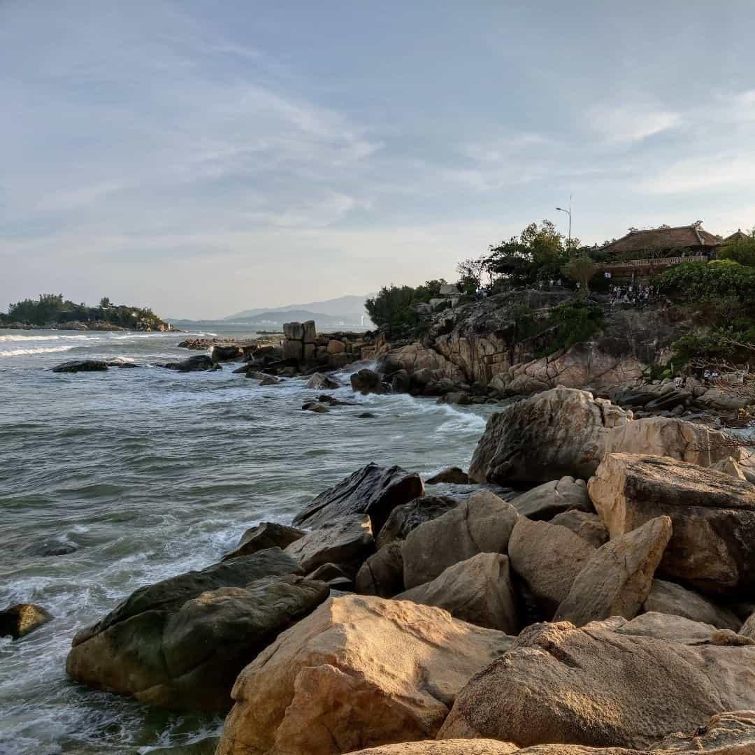 Highlights of Hon Chong promontory