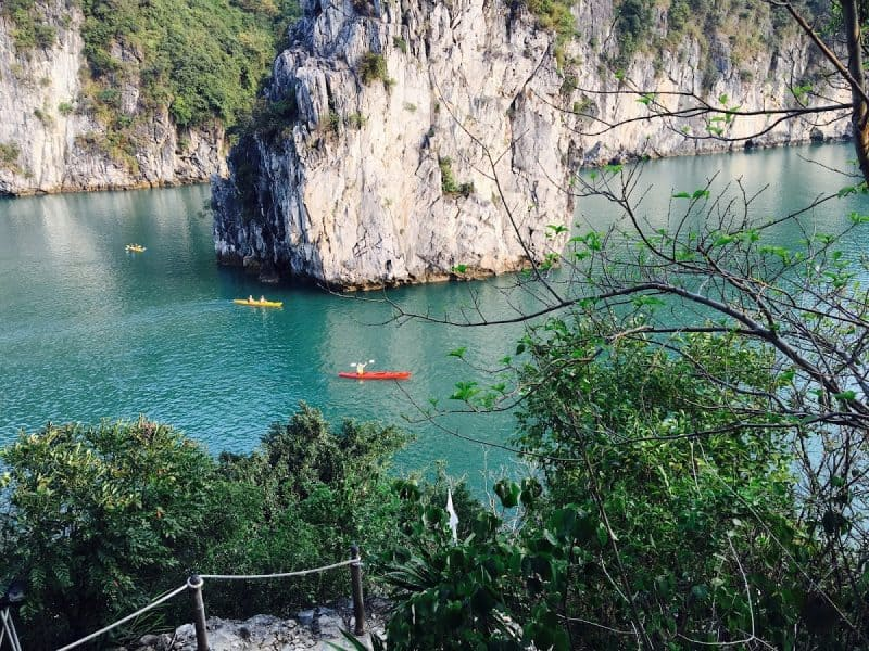 Highlights of Hon Co island in Halong