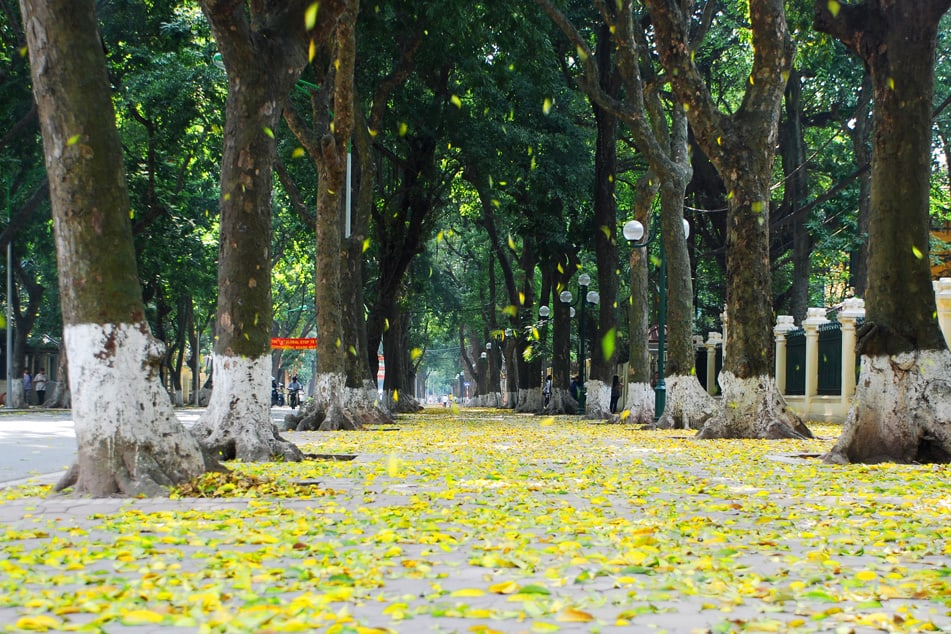 How to explore Hanoi in April