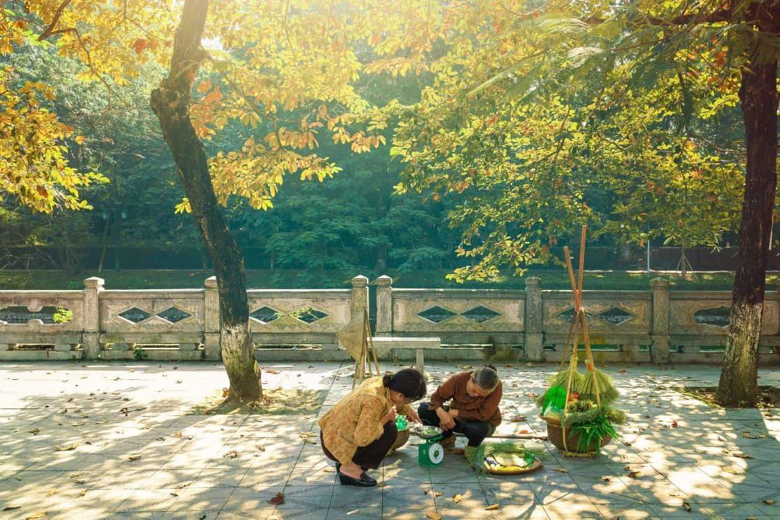 How to explore Hanoi in August