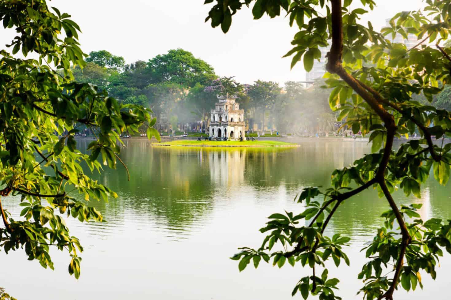 How to explore Hanoi in January