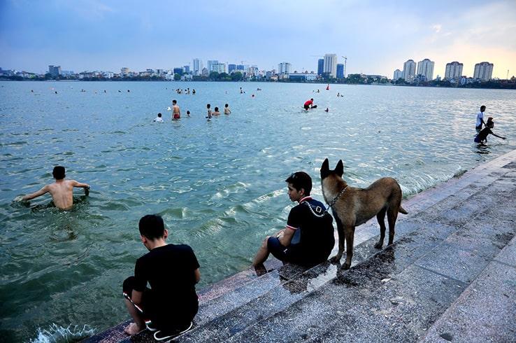 How to explore Hanoi in July