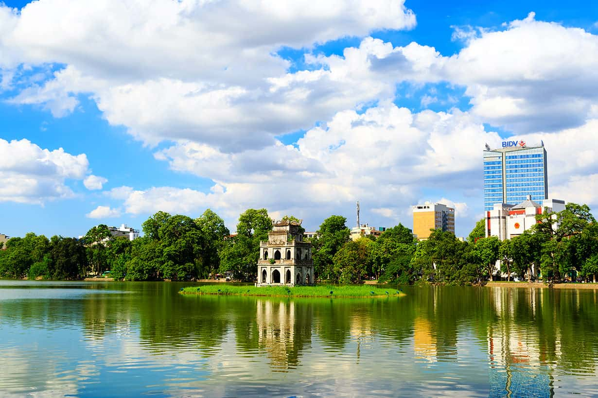How to explore Hanoi in May