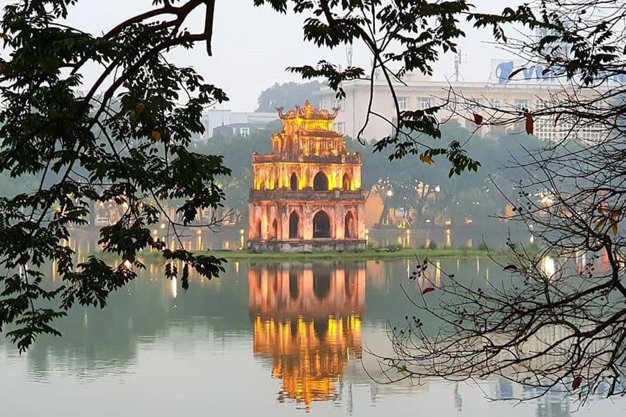 How to explore Hanoi in October