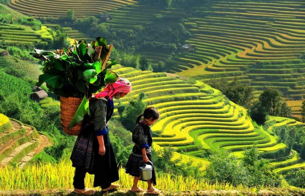 Lao Chai Village Leisure Trek