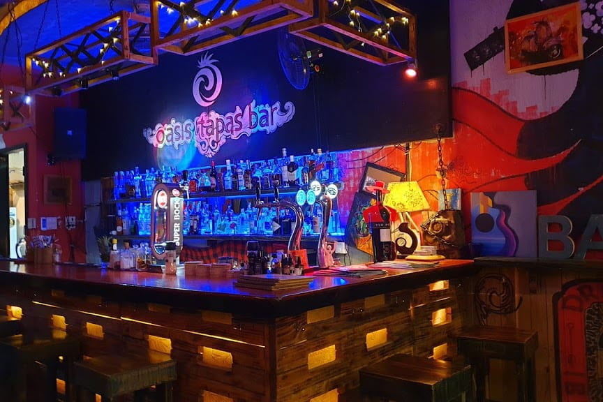Oasis Tapas Bar - best bars in Danang