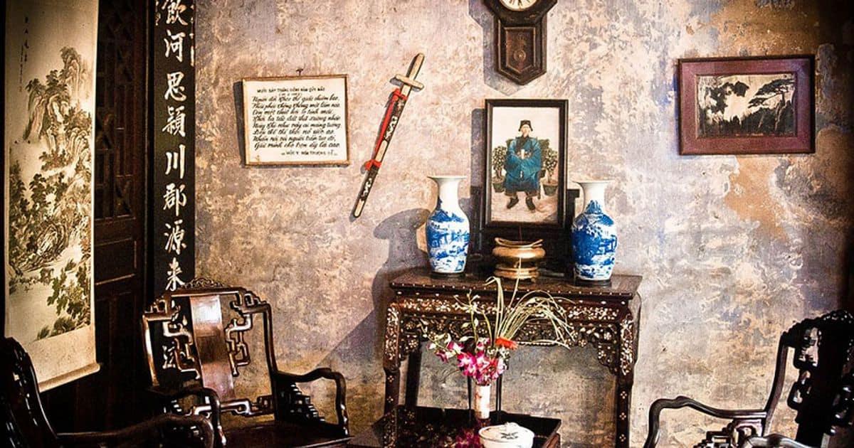 Quan Thang Ancient House Explore