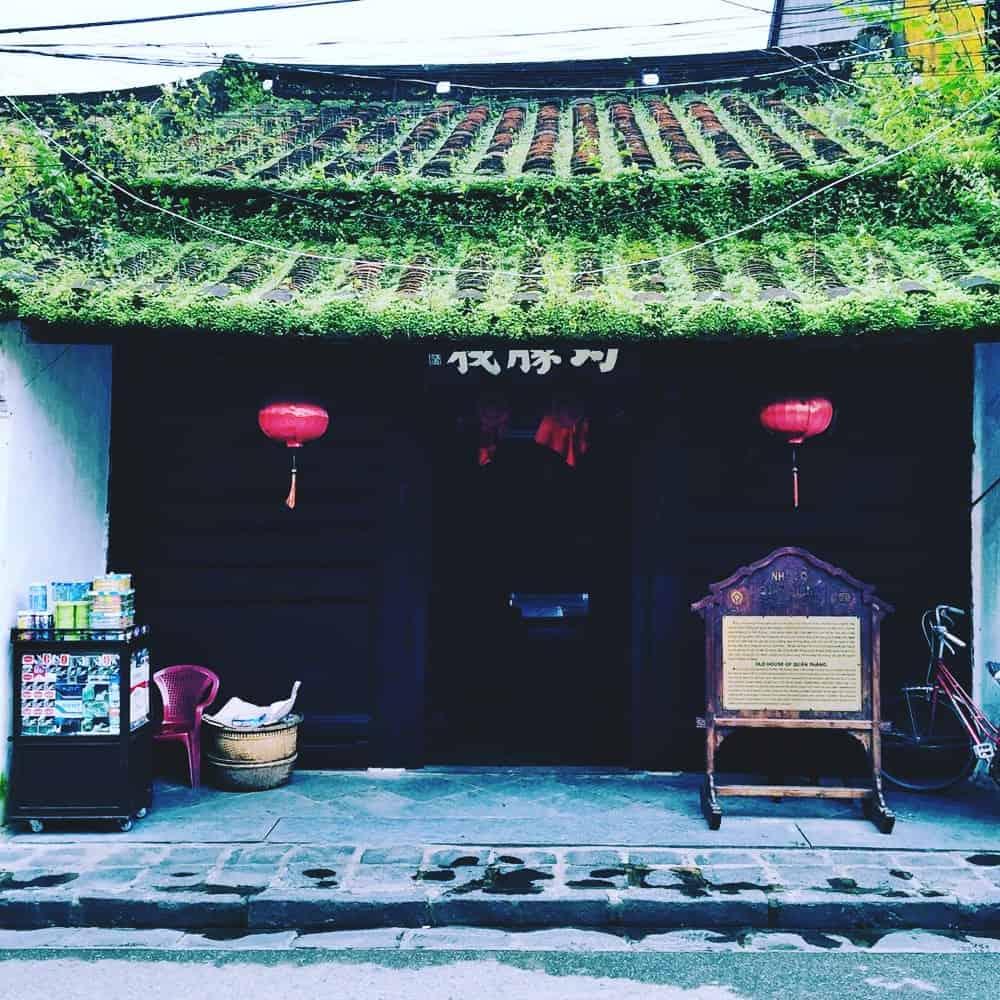 Quan Thang Ancient House History
