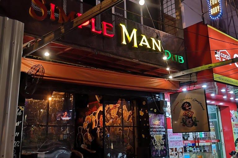 Simple Man Coffee bar